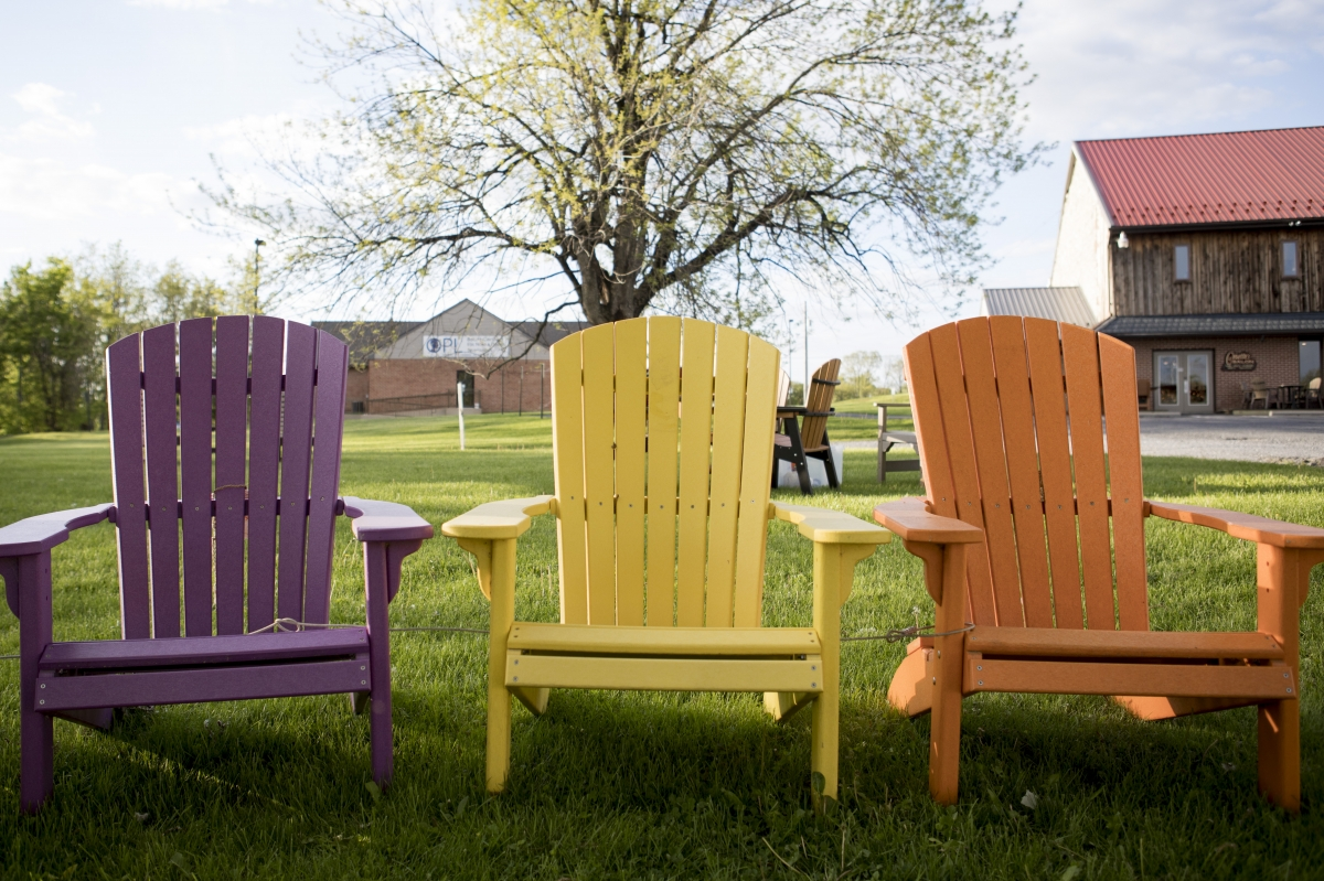 Let cloister design your entire outdoor space and keep the whole party outdoors